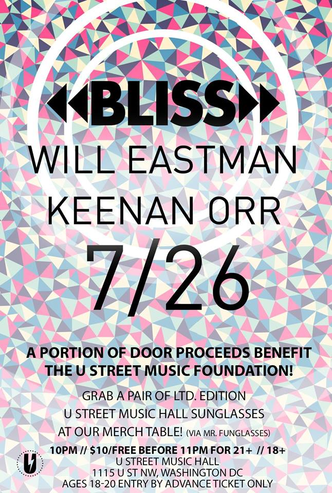 BLISS: Will Eastman & Keenan Orr