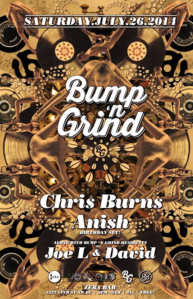 Bump 'n Grind w/ Chris Burns, Anish, Joe L & David