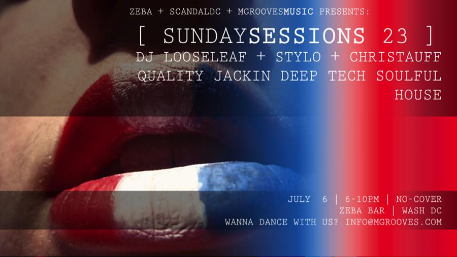 Zeba Sunday Sessions