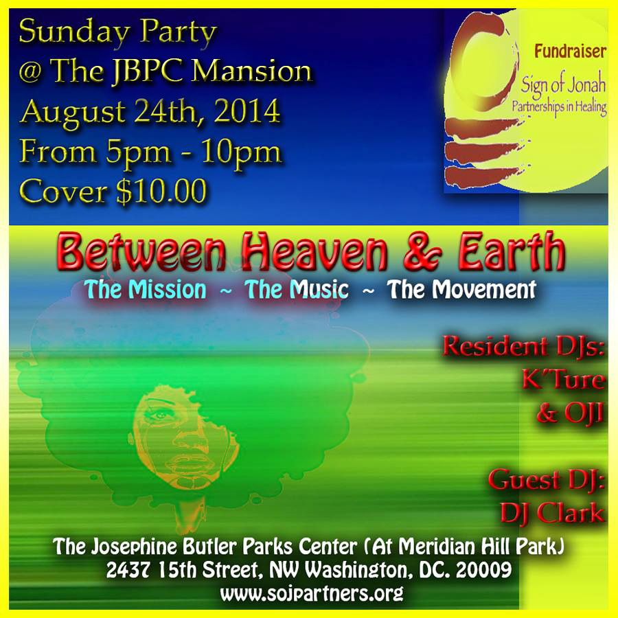 Between Heaven & Earth (The Mission ~ The Music ~ The Movement)