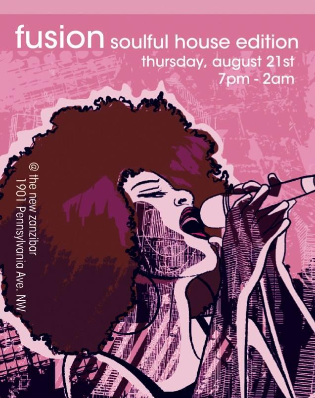 Fusion Thursdays: Soulful House Edition