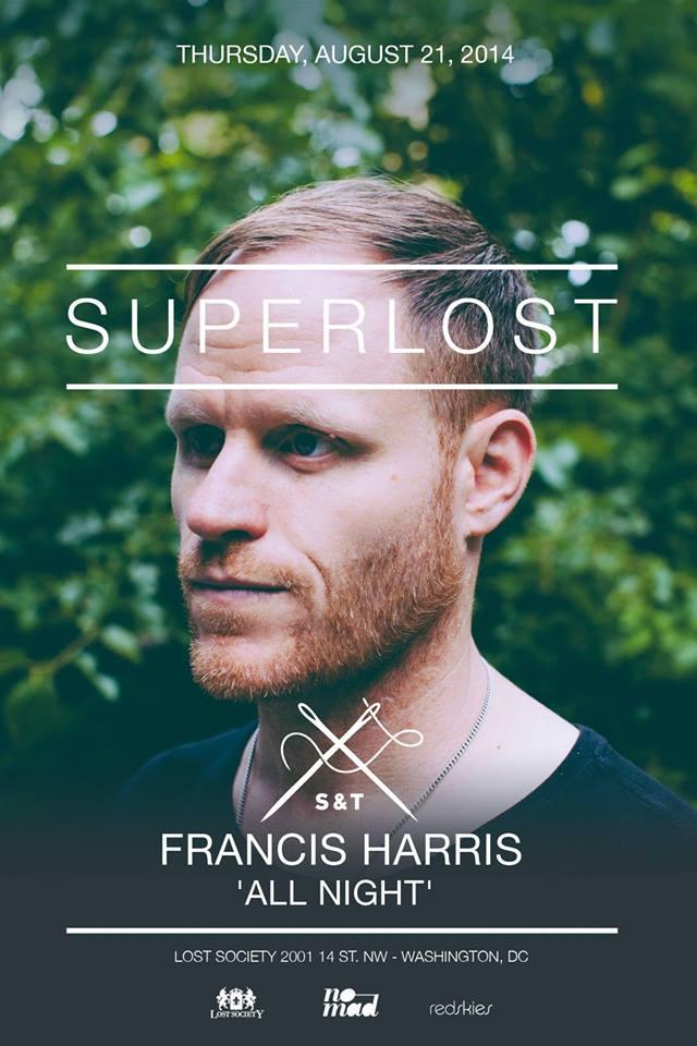 Superlost feat. Francis Harris All Night