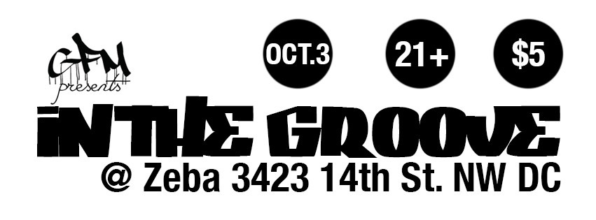 GFM Presents: In The Groove