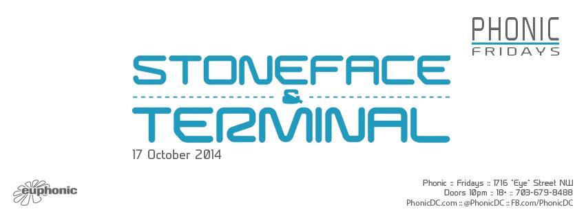 Stoneface & Terminal at Phonic