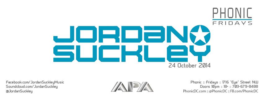 Jordan Suckley at Phonic