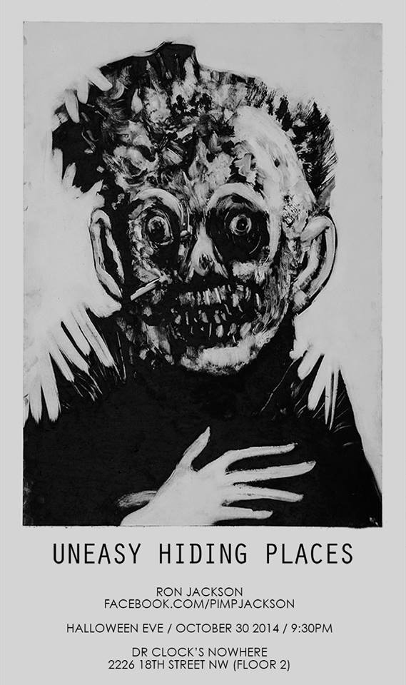 Uneasy Hiding Places - Devil's Nacht at Dr. Clock's Nowhere Bar