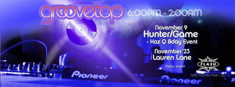 Groovetop ft Hunter / Game at Flash
