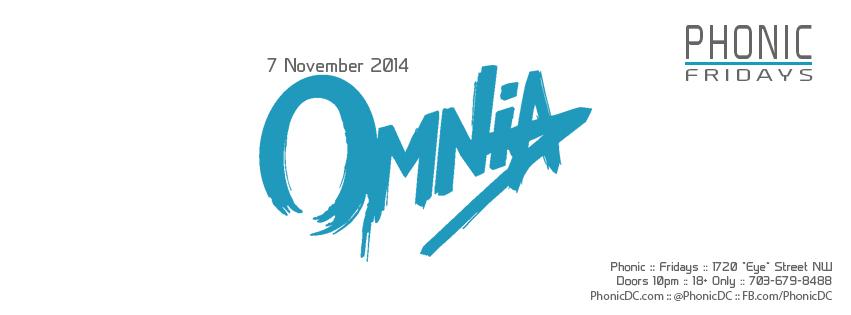 Omnia at Phonic