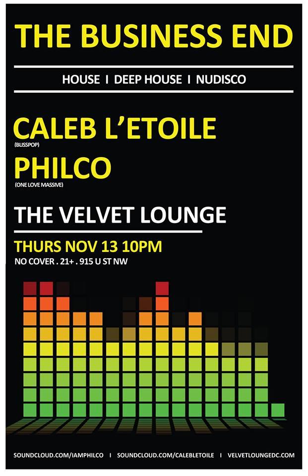 The Busines End w/ Caleb L'Etoile & Philco