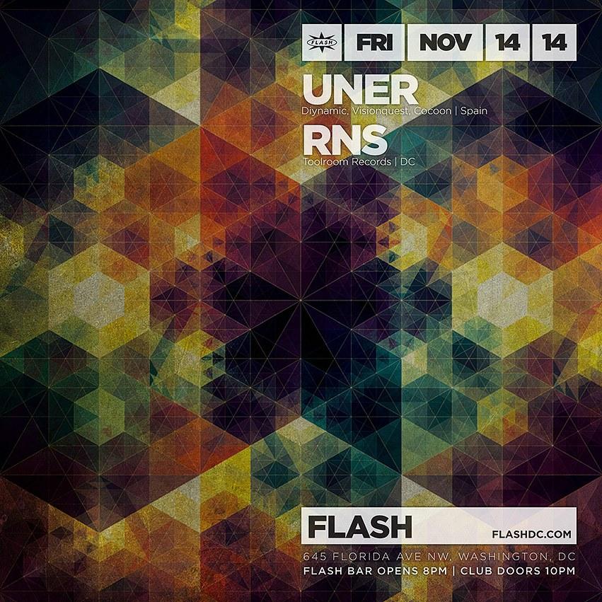 Uner, RNS at Flash