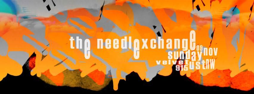 The NeedlExchange at The Velvet Lounge