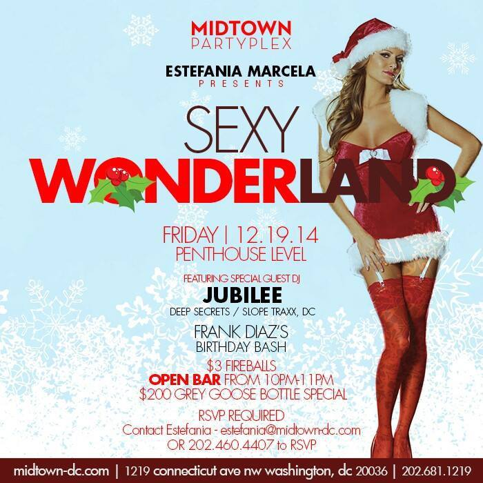 Wonderland! w/Jubilee at Midtown Penthouse Level