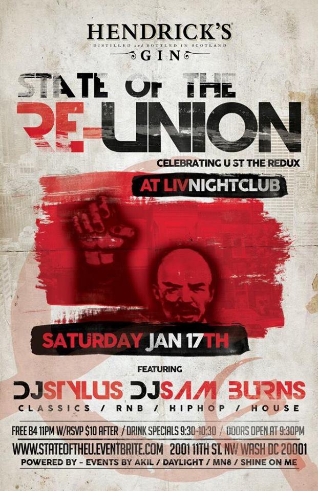 State of the ReUnion v.2 at Liv Nightclub
