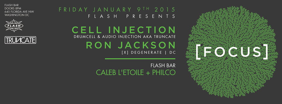 Focus: Cell Injection (Drumcell vs. Audio Injection/Truncate) at Flash
