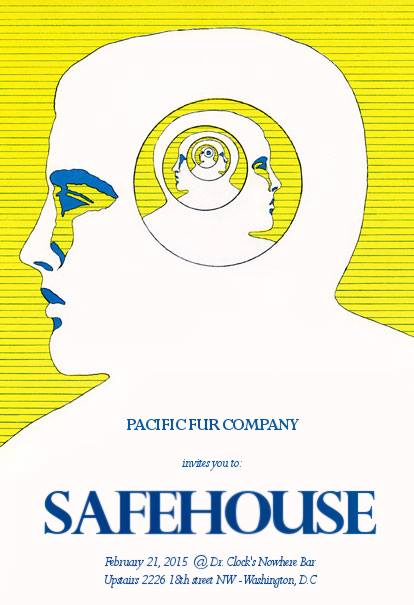 Safehouse with Pacific Fur Company at Dr. Clock's Nowhere Bar