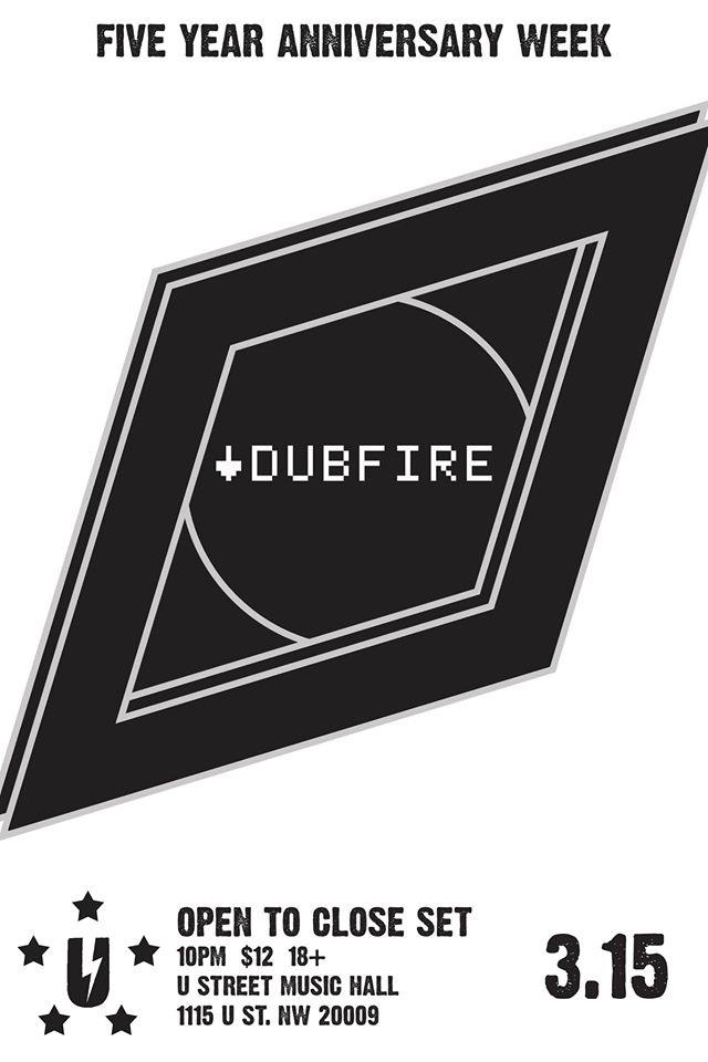 Dubfire (Open-to-Close Set) at U Street Music Hall