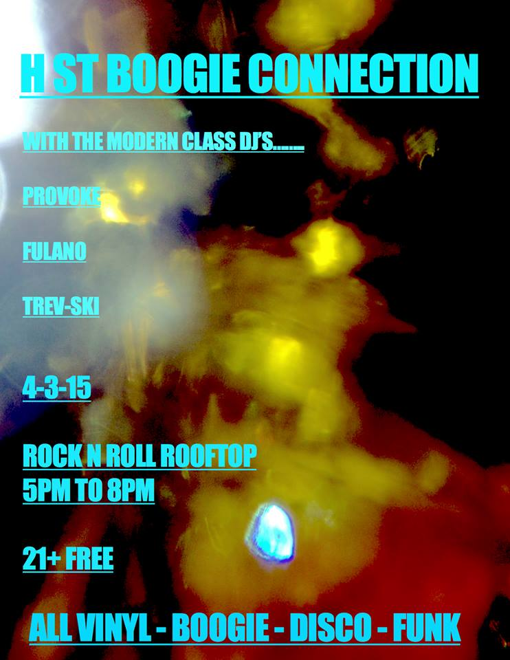 H Street Boogie Connection