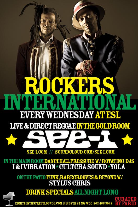 Rockers International at ESL