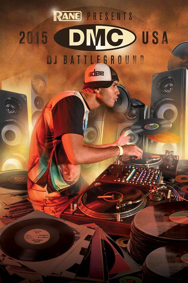 2015 DMC Washington DC Regional DJ BattleFeat. DJ I-DEE! at U Street Music Hall