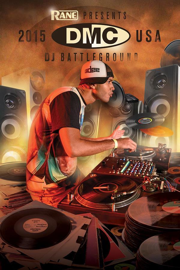2015 DMC Washington DC Regional DJ BattleFeat. DJ I-DEE! at U Street Music Hall