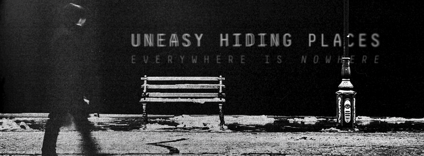 Uneasy Hiding Places with Ron Jackson at Dr. Clock's Nowhere Bar