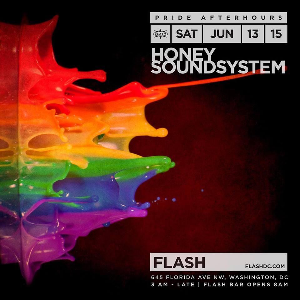 Pride Afterhours: Honey Soundsystem at Flash