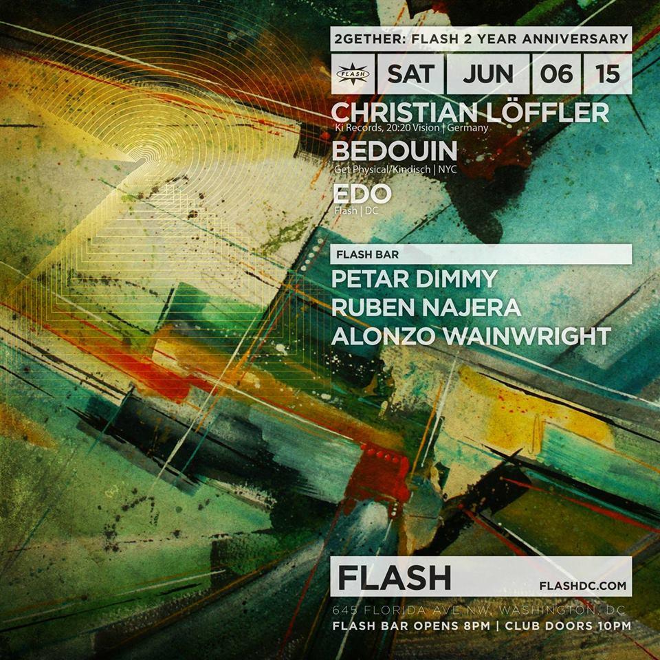 flash together