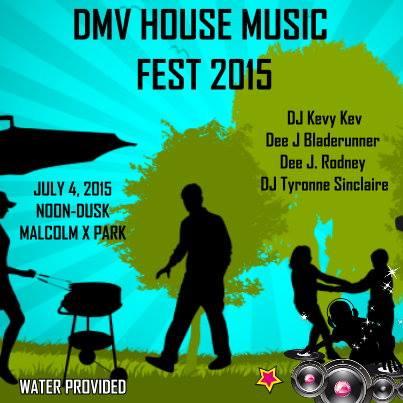 DMV House Music Fest