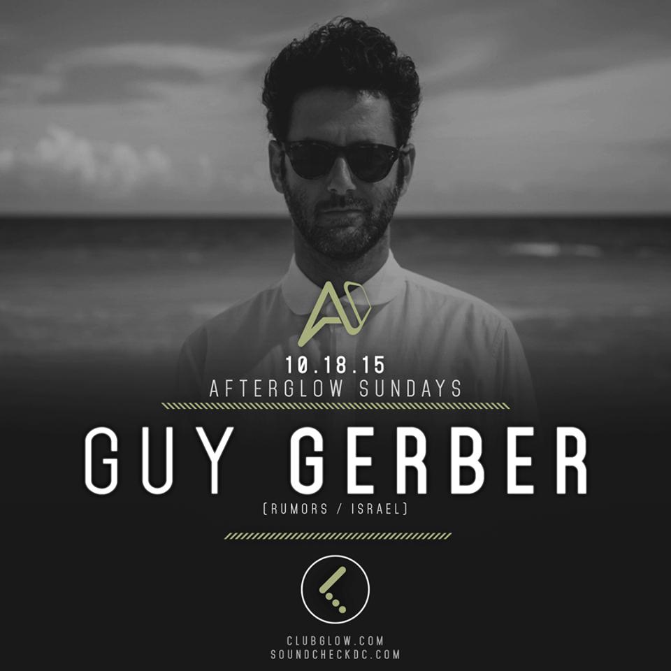 Guy Gerber at Soundcheck