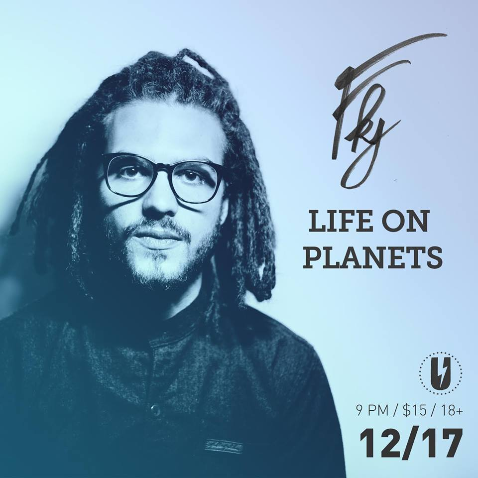 FKJ with Life on Planets at U Street Music Hall