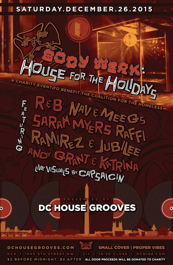 Body Werk: Home for the Holidays