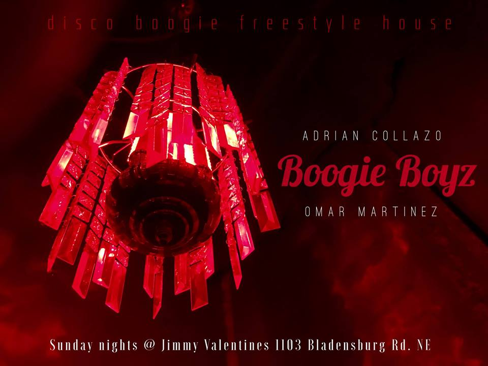 Sunday Night Grooves w/ Boogie Boyz at Jimmy Valentines
