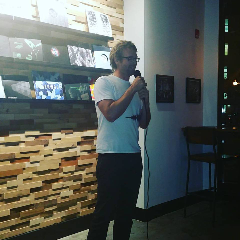 Flutterby: Stories About Sound at Bump'n'Grind