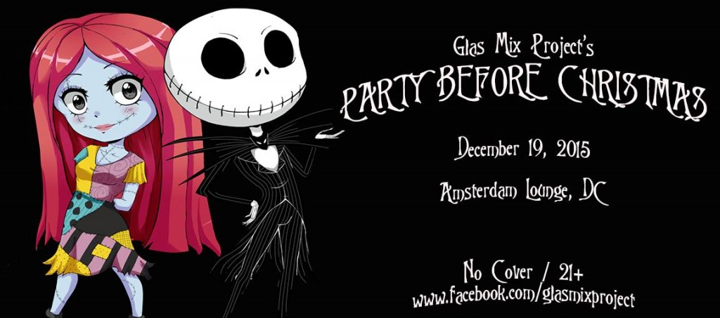 GLAS Mix Project's - The Party Before Christmas II at Amsterdam Lounge