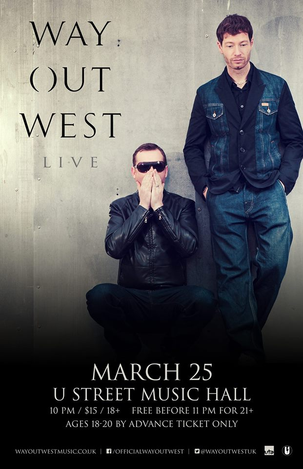 Way Out West with Guy Mantzur, Leo Lee at U Street Music Hall