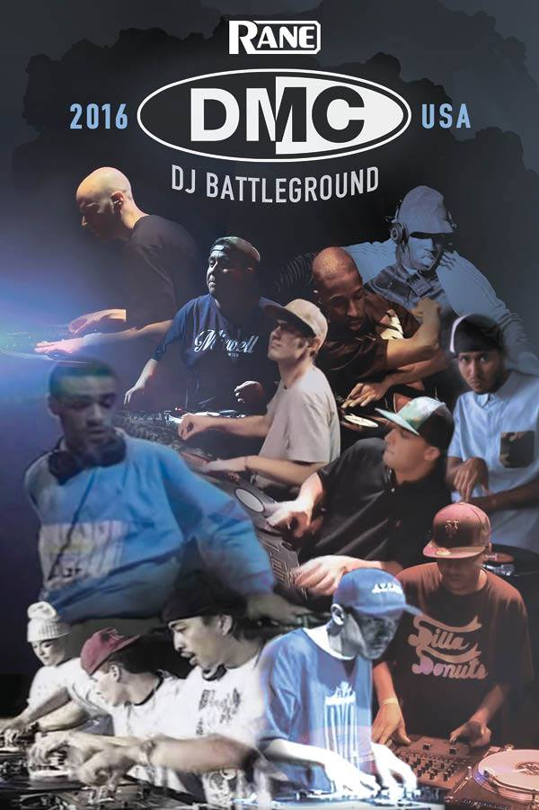 2016 DMC Washington DC DJ Battle at U Street Music Hall
