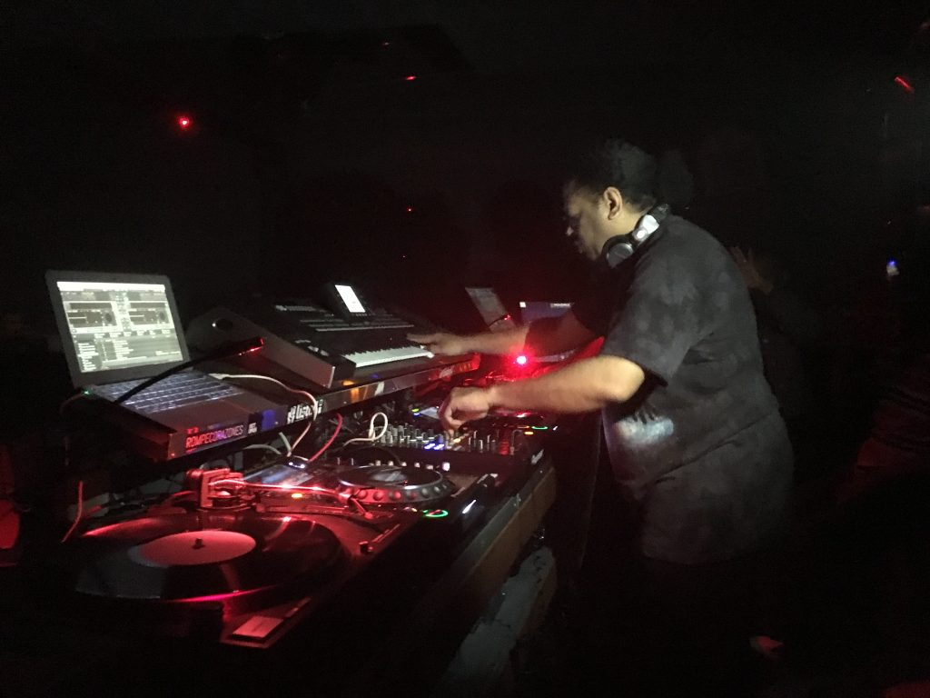 Kerri Chandler at Flash
