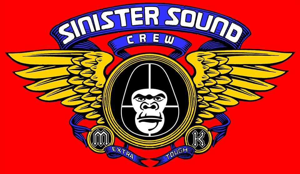 Sinister Sound Crew 2016 Reunion with Jason Kap, Dj Ragz, MK Skillz and Jim Bonds at Jimmy Valentine's Lonely Hearts Club