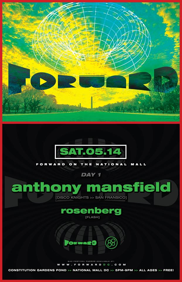 FORWARD on the Mall with Anthony Mansfield and David Rosenberg