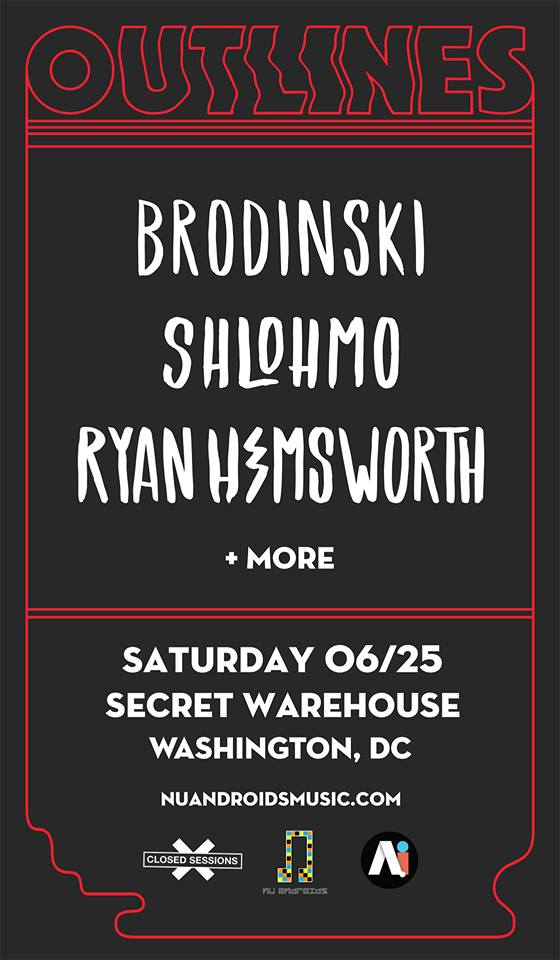 Brodinski, Shlohmo, and Ryan Hemsworth at A.i.