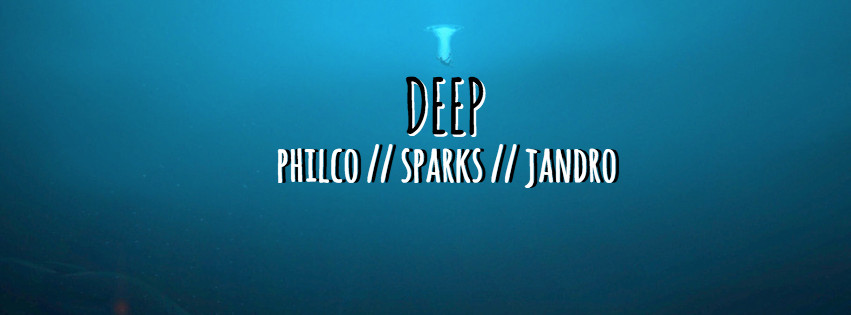 DEEP: Featuring Philco, Sparks & Jandro at The Liaison Capitol Hill