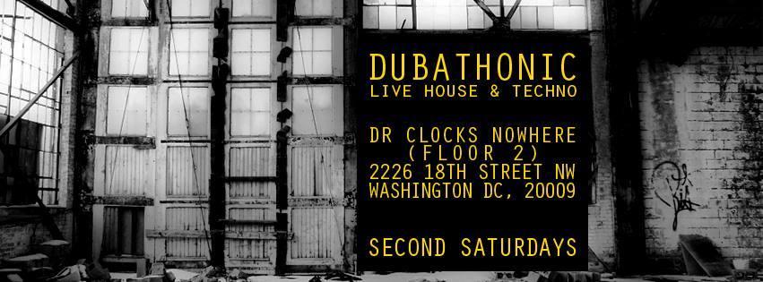 Dubathonic at Dr Clock's Nowhere Bar