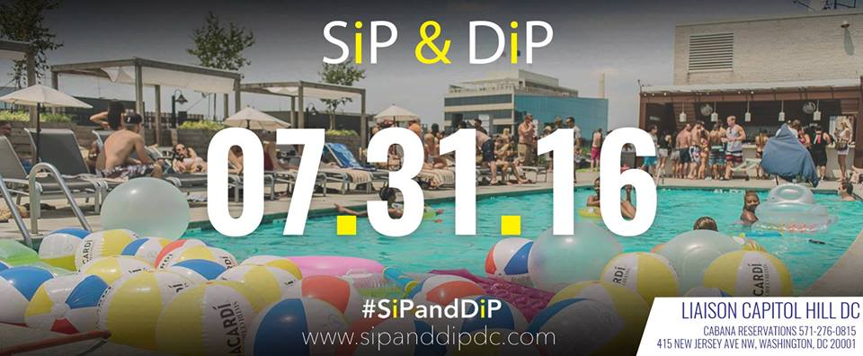 SiP and DiP at The Liaison Capitol Hill