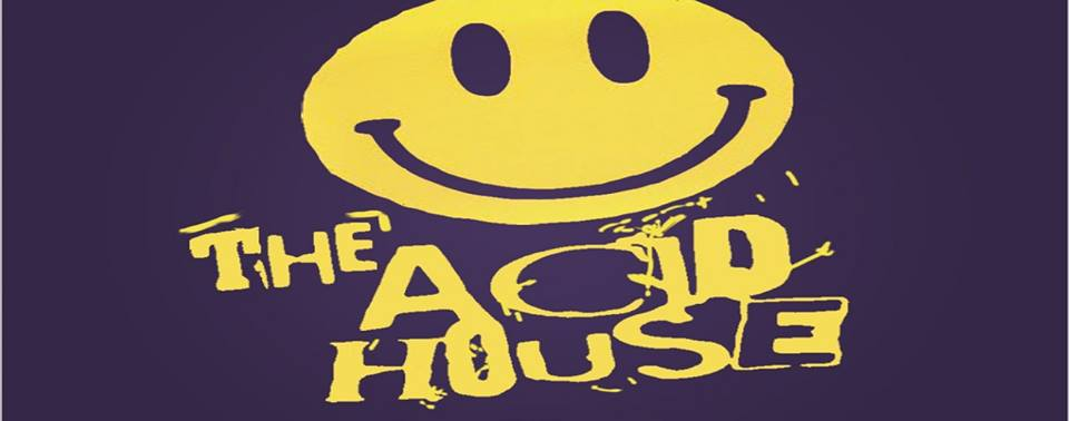 The Acid House with Tony B, Digital Mischief, Sinestro and JonnyC at The Bourbon Room, Fredericksburg