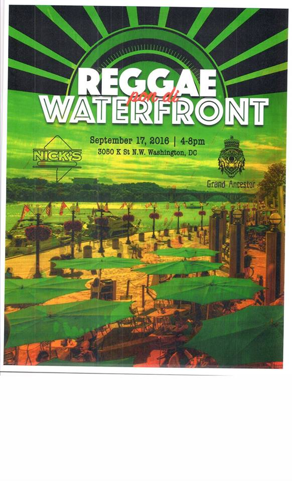 Reggae Pon di Waterfront at Nick's Riverside Grill