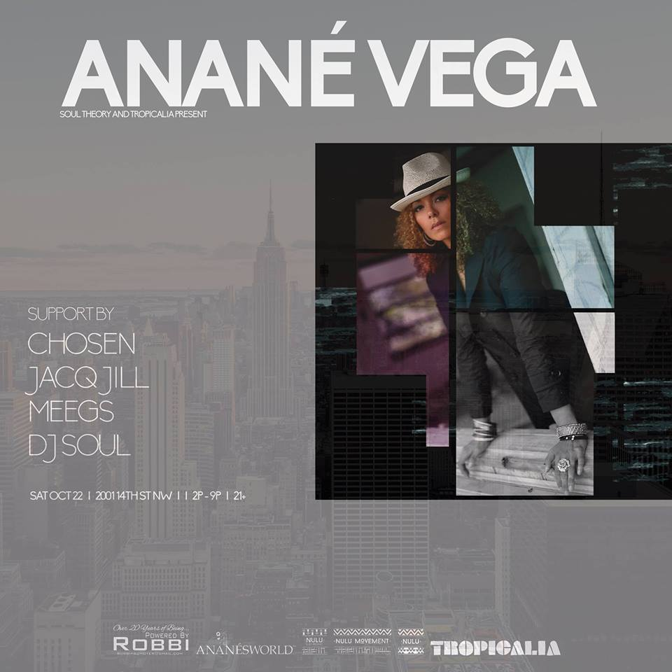 Evolve Day Party Featuring Anané Vega, Chosen, Jacq Jill, Meegs & DJ Soul at Tropicalia