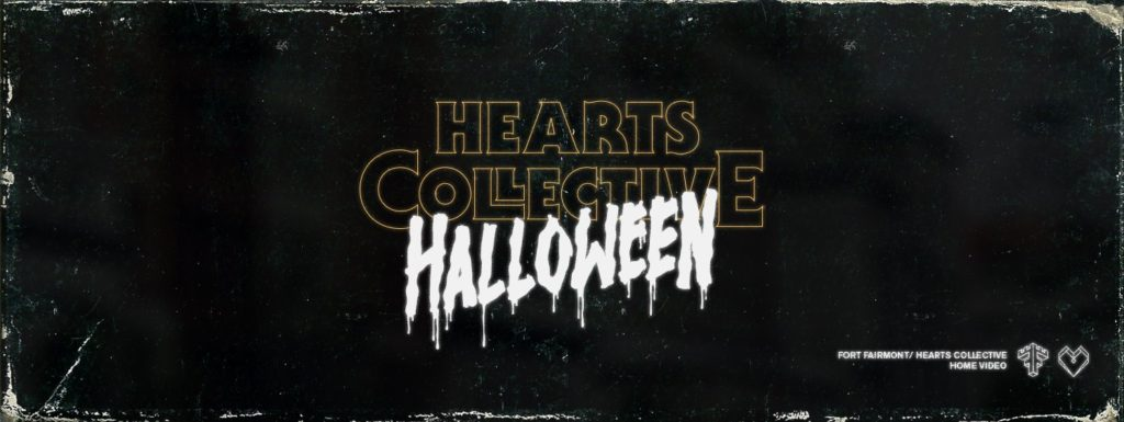 Heart's Collective Halloween with Fort Fairmont ft. Cluj, The Distrkt, Tezrah and Raptorstein at Saloon on U Street