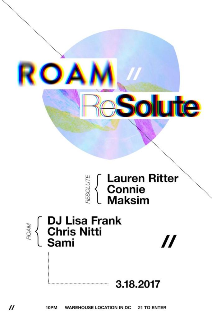 Roam vs resolute