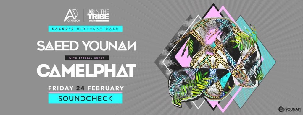 Saeed Younan & CamelPhat at Soundcheck
