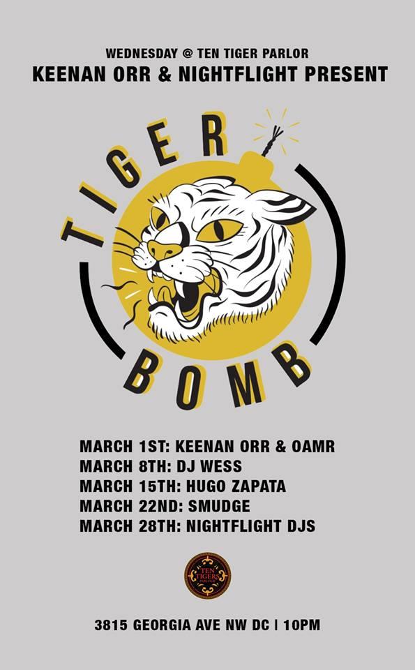 tiger bomb